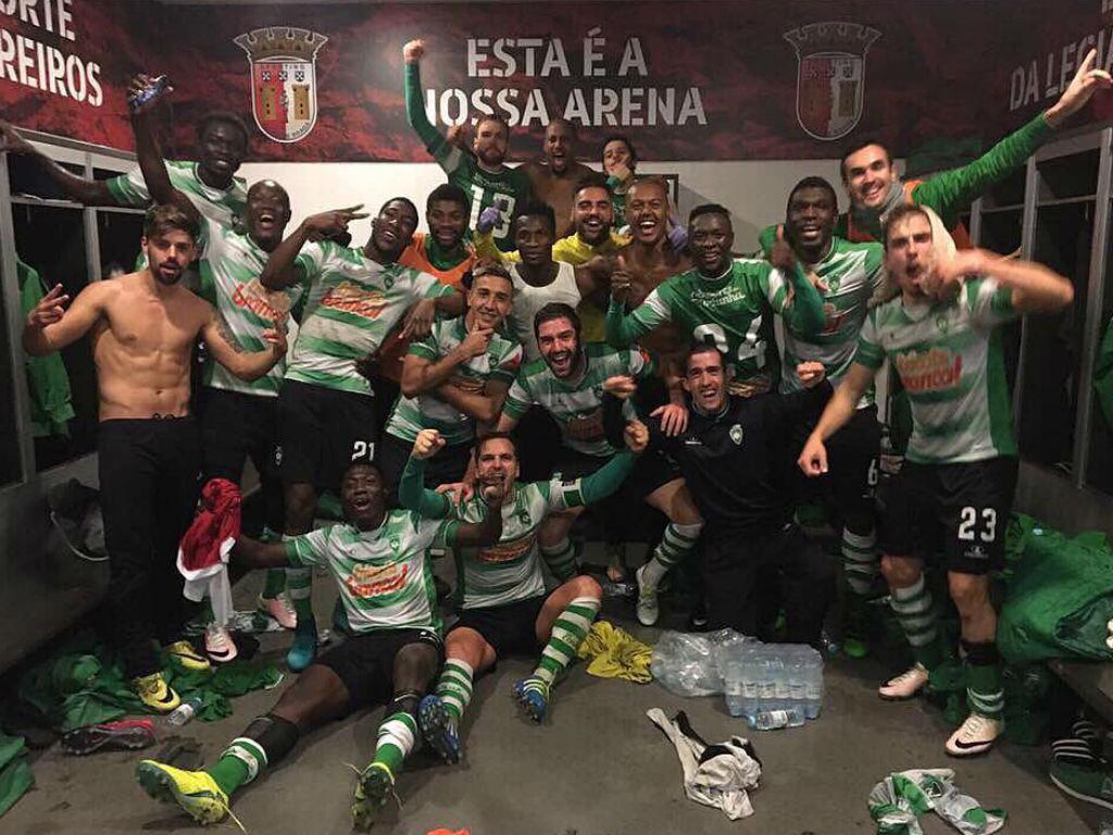 Sp. Covilhã arranca para nova época com dois ex-Sporting B