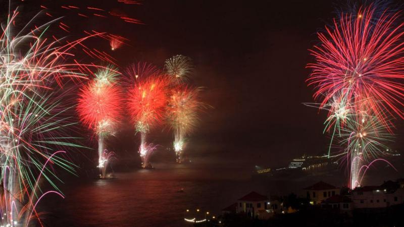 Passagem de ano na Madeira