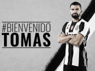 Tomas Rincon na Juventus