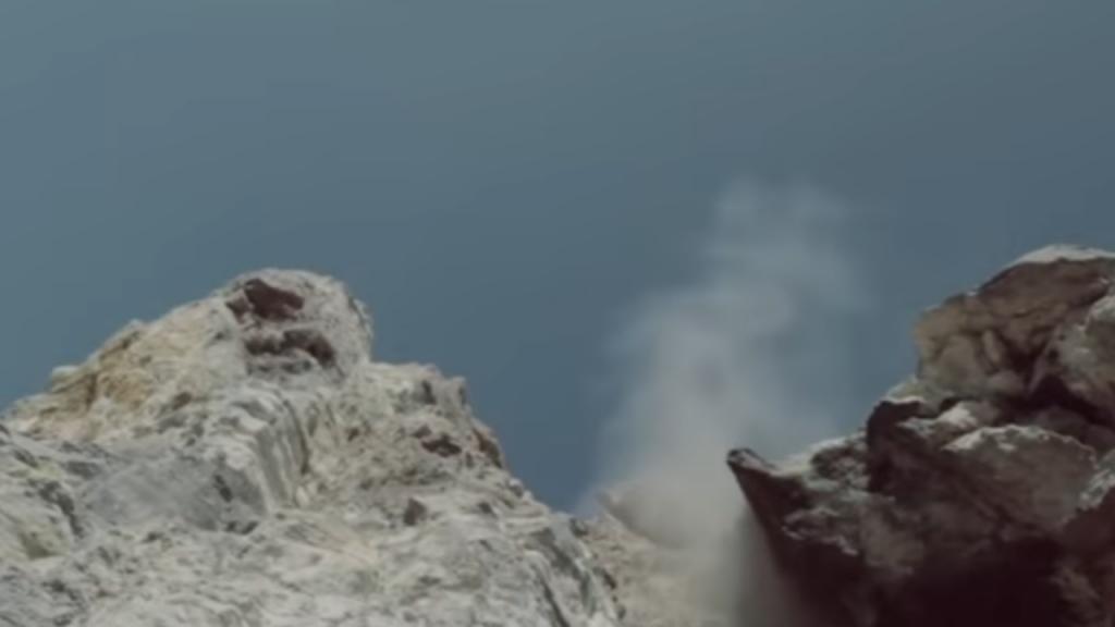 Supervulcão pode entrar em erupção