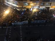 Protesto Peter Lim
