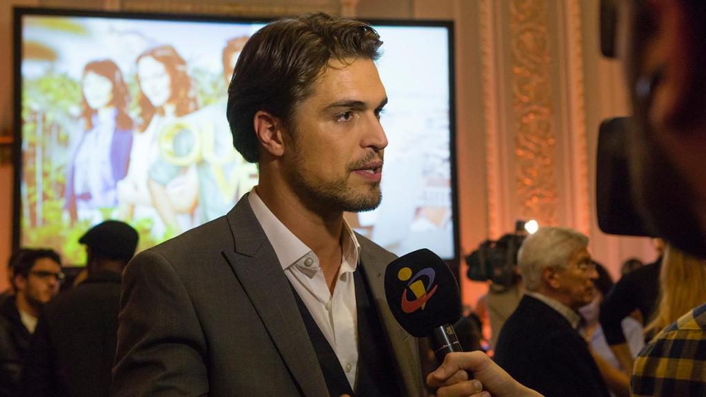 Elenco de «Ouro Verde» na apresentação da nova novela da TVI