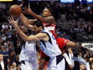 Dallas Mavericks-Washington Wizards (Reuters)
