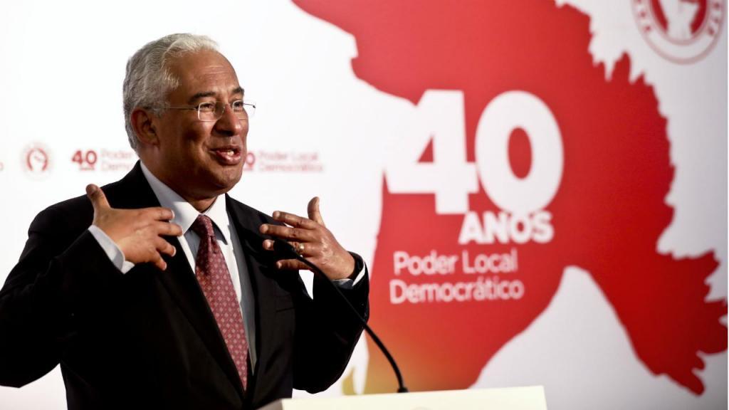 António Costa - Homenagem a autarcas socialistas