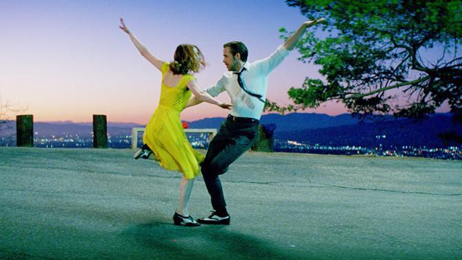 """Emma Stone e Ryan Gosling voltam a fazer um par romântico em """"La La Land - Melodia de Amor"""""""
