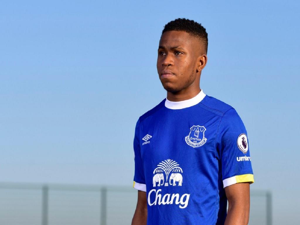 Ademola Lookman (fonte: Everton)