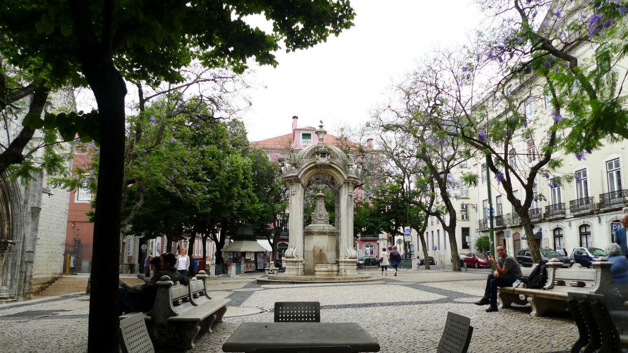 Largo do Carmo, Lisboa