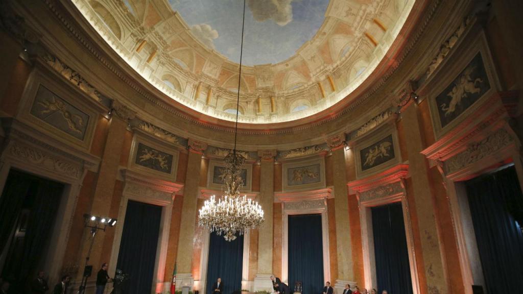 Palácio Nacional da Ajuda, em Lisboa