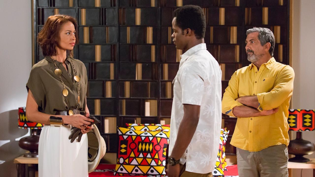 Kizua pede Yolanda em casamento