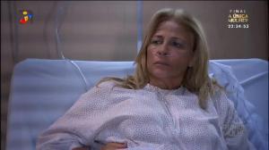 Pilar vê Luís Miguel a sofrer