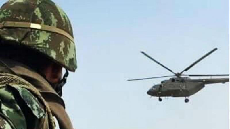Helicóptero militar MI-17V-5