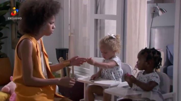 Exclusivo: Mara promete ser melhor mãe, mesmo sem Luís Miguel