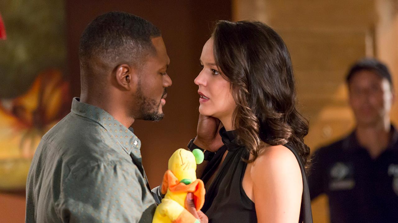 Sara entrega-se à policia e Leandro promete esperar por ela