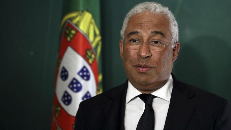 António Costa lamenta morte de Mário Soares