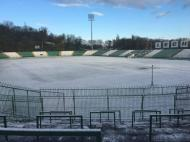 Antigo estádio do Lechia Gdansk (foto: arquivo pessoal)