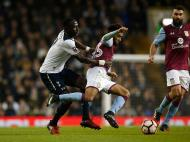 Tottenham-Aston Villa (Reuters)