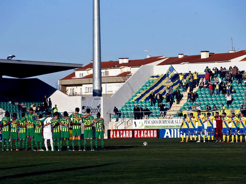 17º: Estádio João Cardoso, Tondela. Média na Liga 2016/17: 1.941 espectadores.