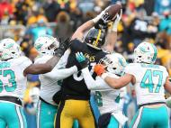Pittsburgh Steelers-Miami Dolphins (Reuters)