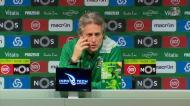 «Sporting ganhou, quem marcou? Bas Dost... Não pode ser»
