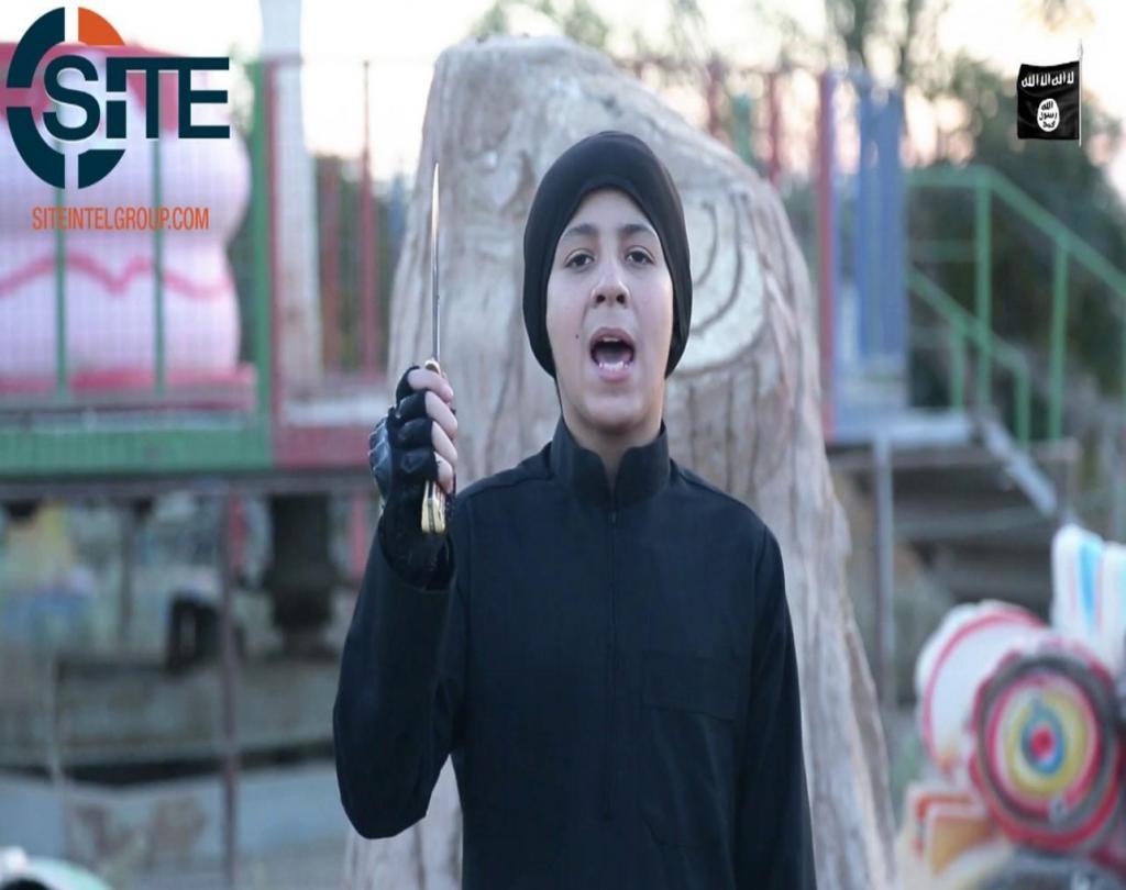 Crianças Daesh - Estado Islâmico