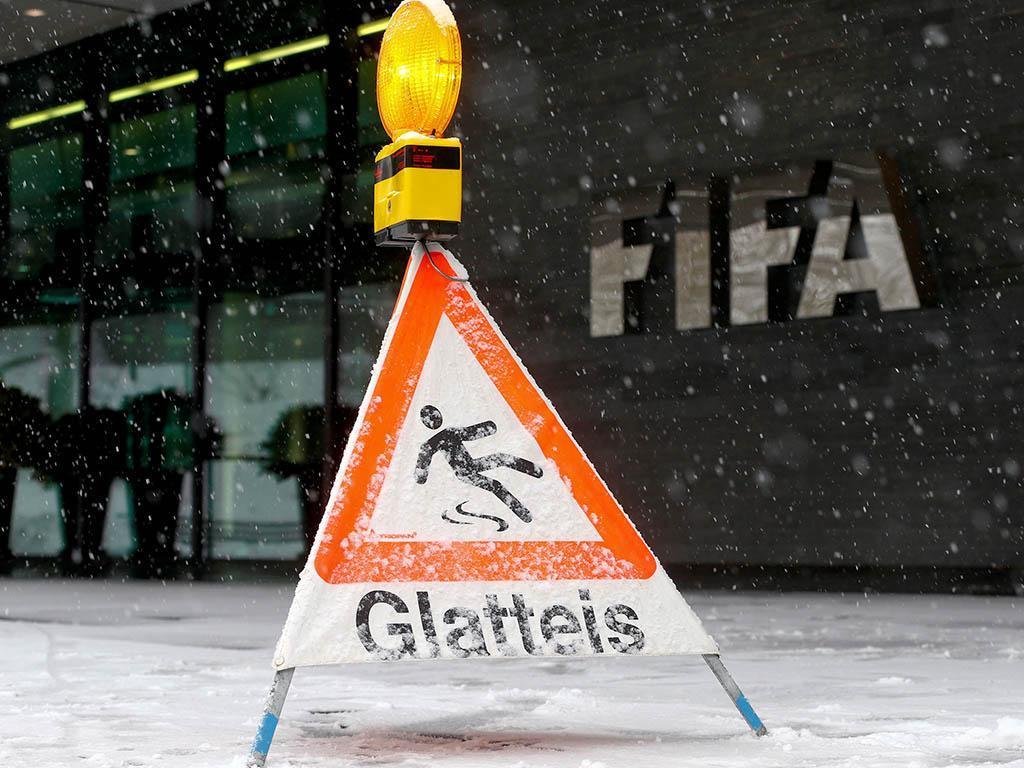 FIFA (Reuters)