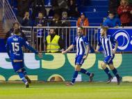 Alavés-Deportivo Corunha (Lusa)