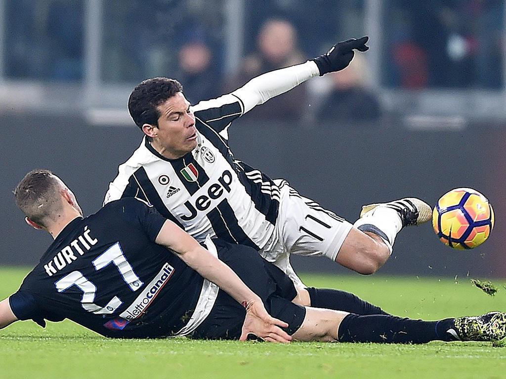 Juventus-Atalanta (Lusa)