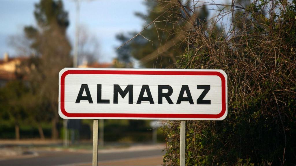 Central nuclear de Almaraz, em Espanha