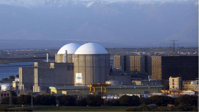 Resultado de imagem para central nuclear de Almaraz, espanha