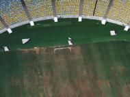 Maracanã: imagens que mostram o estado de abandono