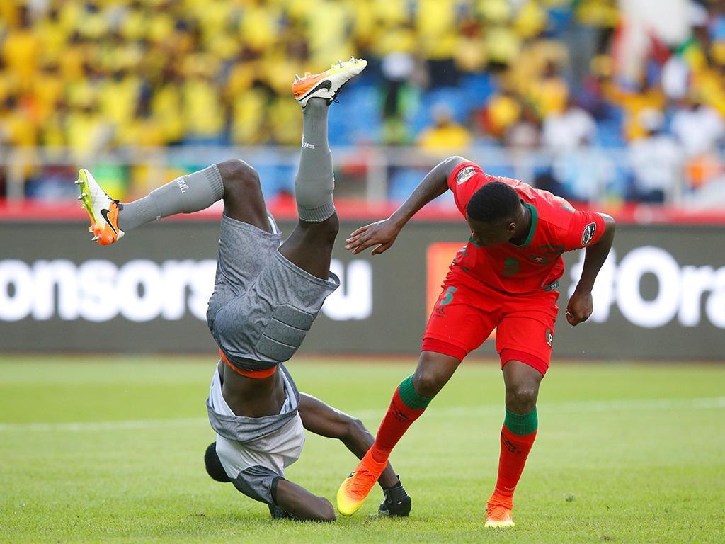 Gabão-Guiné-Bissau (Reuters)
