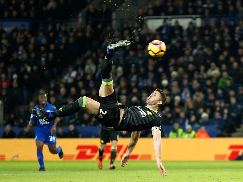Leicester-Chelsea (Lusa)
