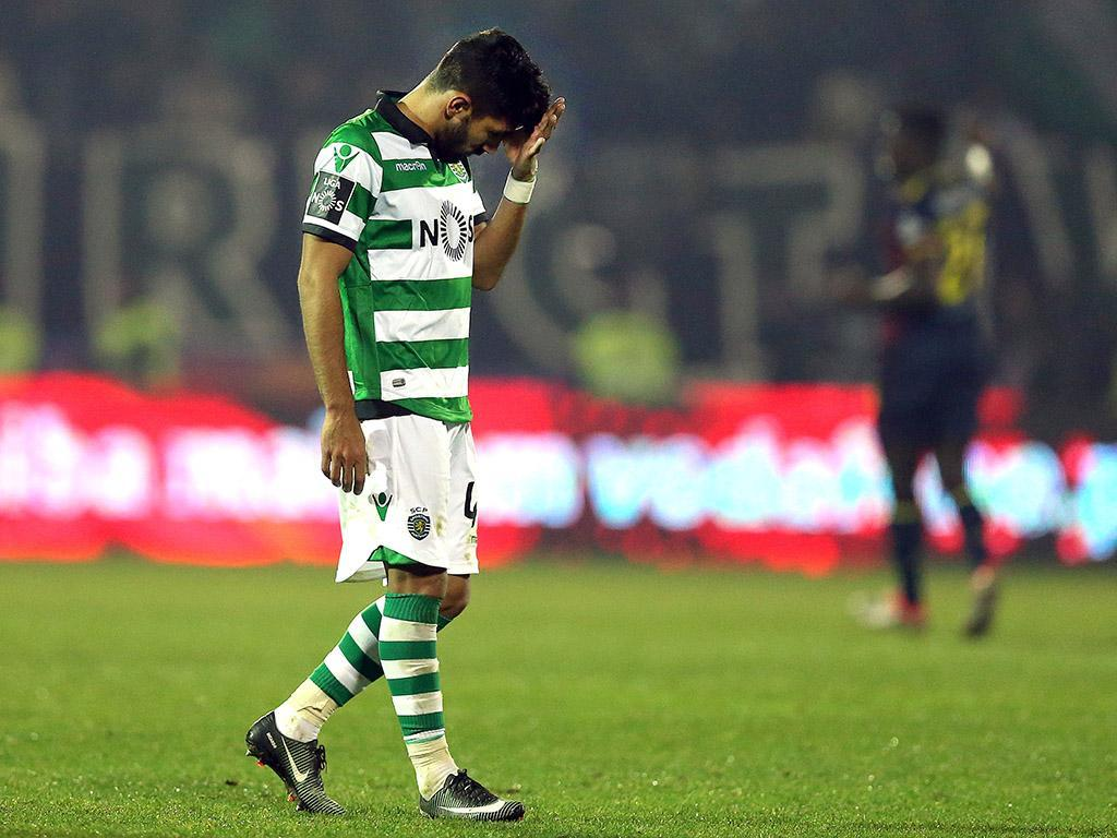 Chaves-Sporting (Lusa)