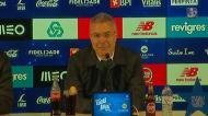 Inácio antevê Taça da Liga: «Queremos fazer um brilharete»