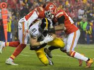 Kansas City Chiefs-Pittsburgh Steelers (Reuters)