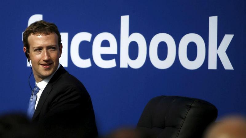 Mark Zuckerberg. € 41,9 mil milhões