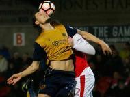 Fleetwood-Bristol City (Reuters)