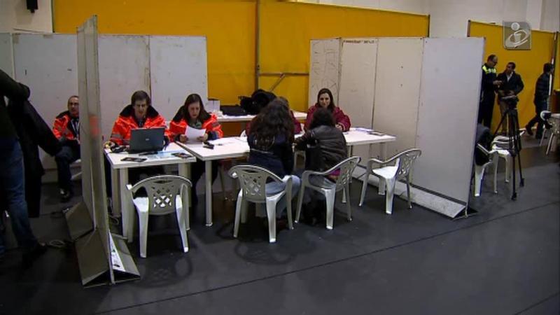Apoio a sem-abrigo por causa do frio já funcionou em Lisboa