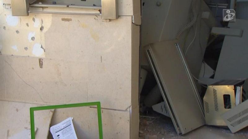 Mais um assalto à bomba a uma caixa Multibanco