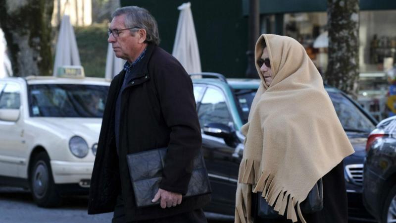 Vaga de frio em Portugal (Viseu)