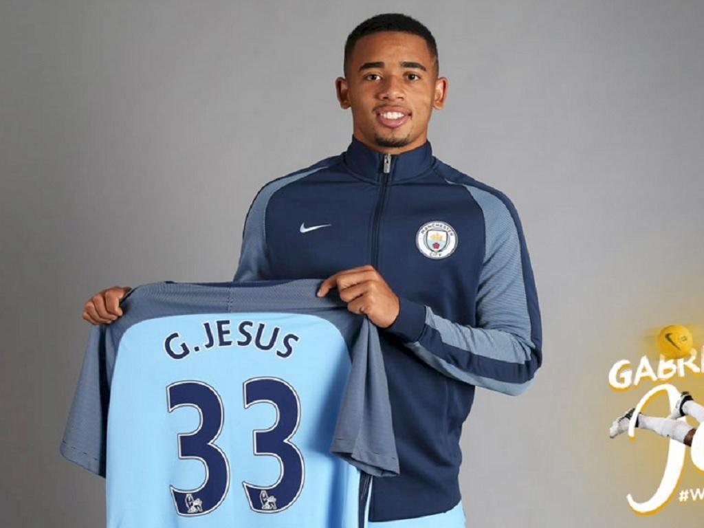 Manchester City: Gabriel Jesus já está à disposição de Guardiola