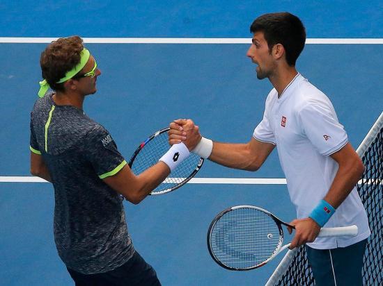 Djokovic eliminado na 2ª ronda do Open de Austrália