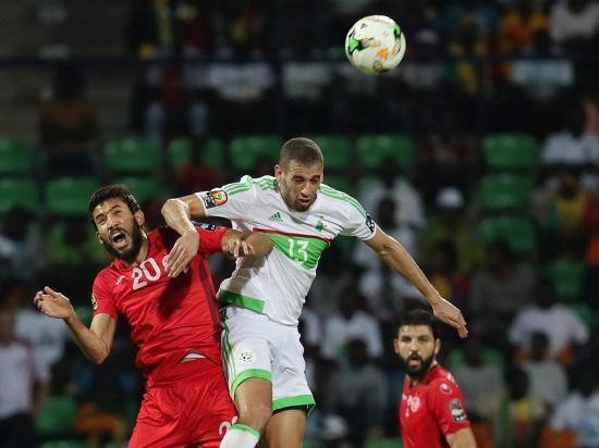 CAN: Argélia perde com a Tunísia e complica apuramento