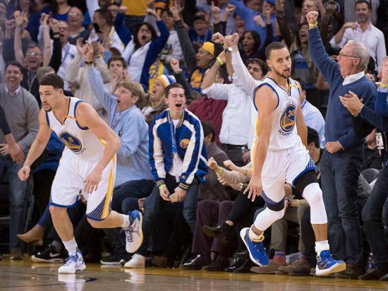 NBA: mais uma grande vitória para os Warriors