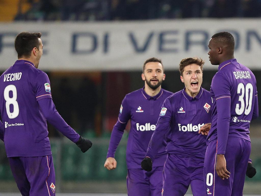 Chievo-Fiorentina (Lusa)