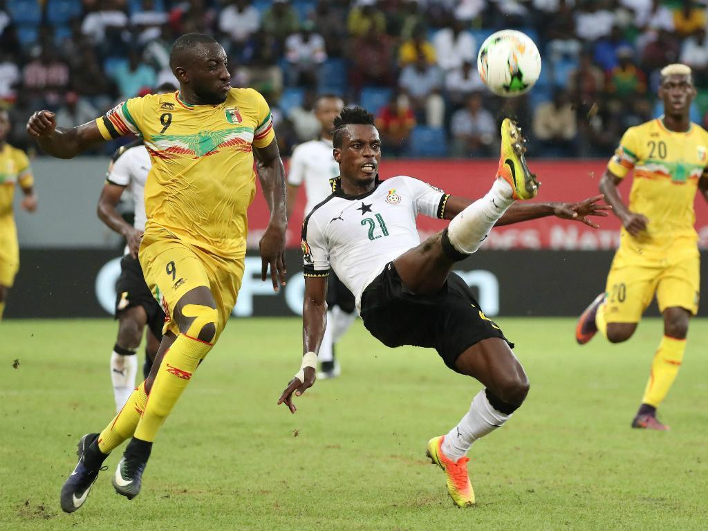 CAN 2017: Gana-Mali