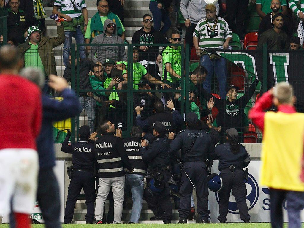 Marítimo-Sporting (Lusa)