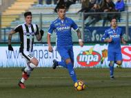 Empoli-Udinese (Lusa)