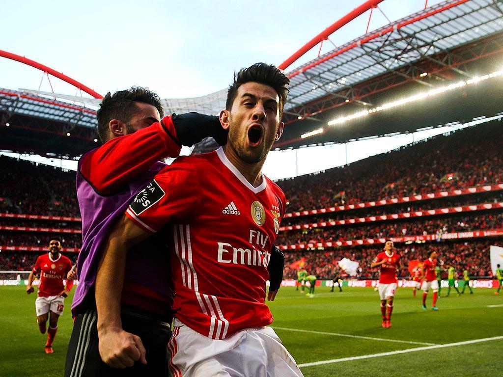 Benfica-Tondela (Lusa)