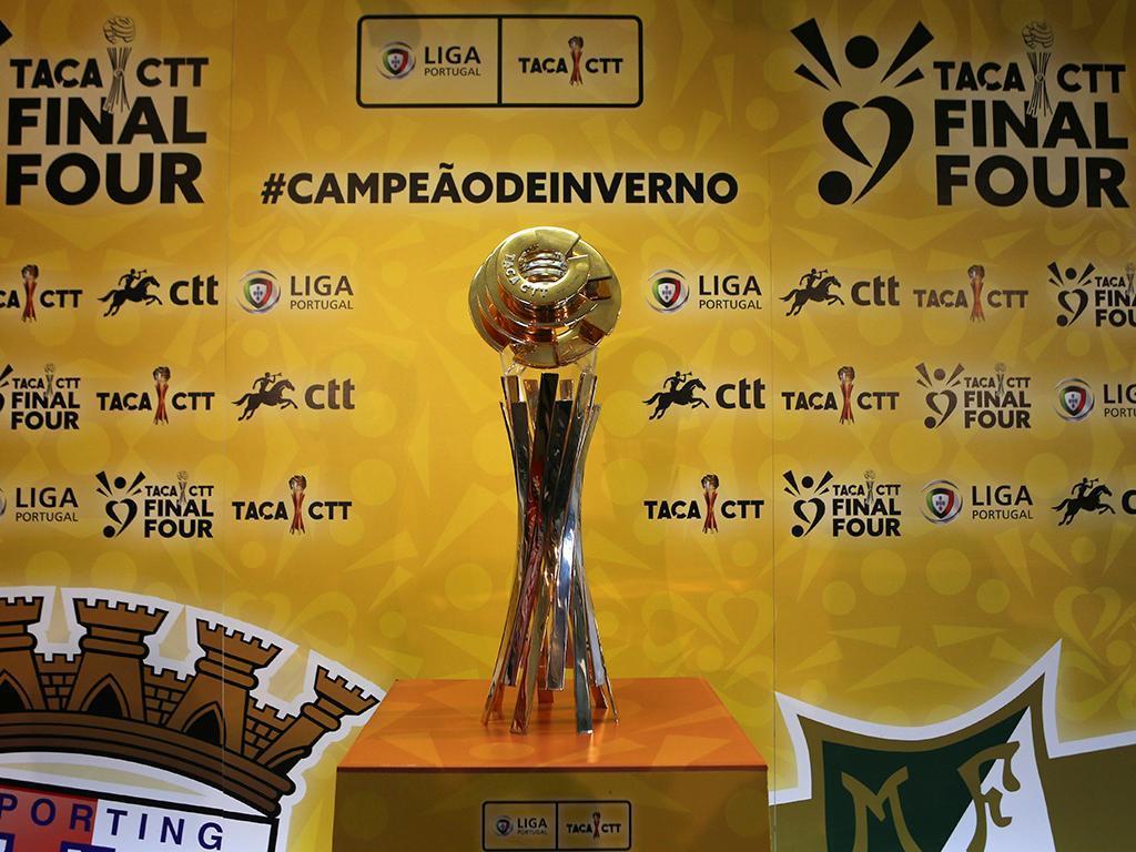 Taça da Liga (Lusa)